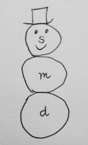 snowman triad