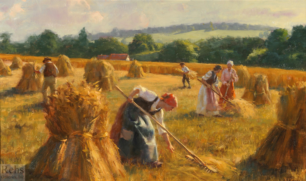 gregory_frank_harris_g1069_a_golden_harvest_wm