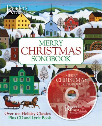 Reader's Digest Christmas Songbook